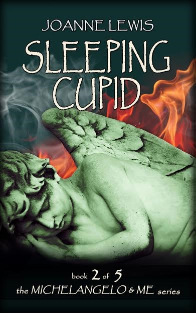 Sleeping Cupid (Book 2 of the Michelangelo & Me Series) by